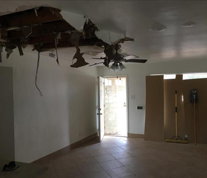 Storm Damage in Paradise Valley 85253