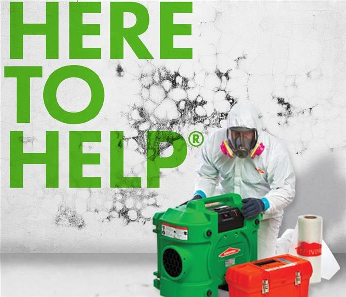 SERVPRO Cleaning & Disinfecting