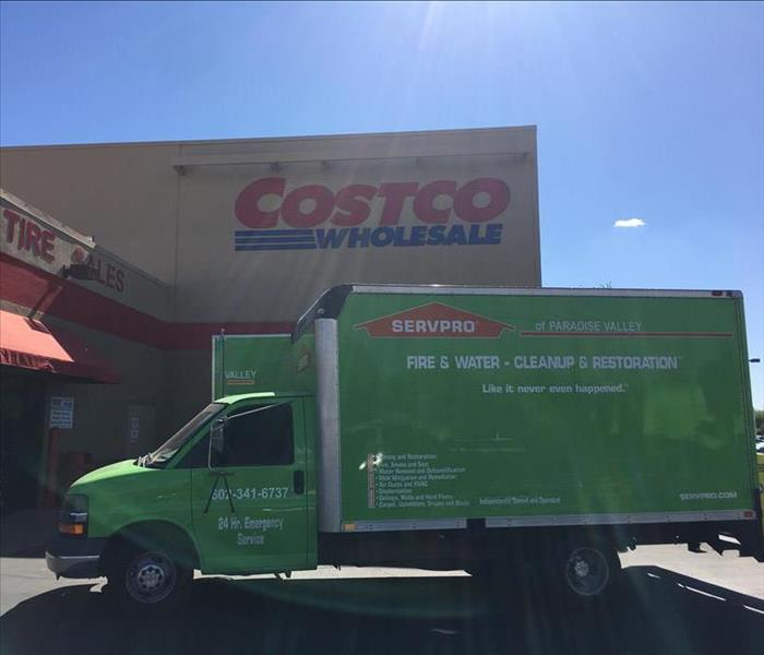 Water Damage Costco 85260