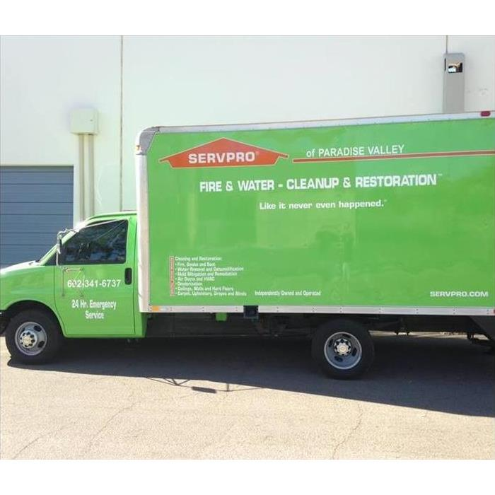 SERVPRO of Paradise Valley Will Take Of Your Restoration Needs