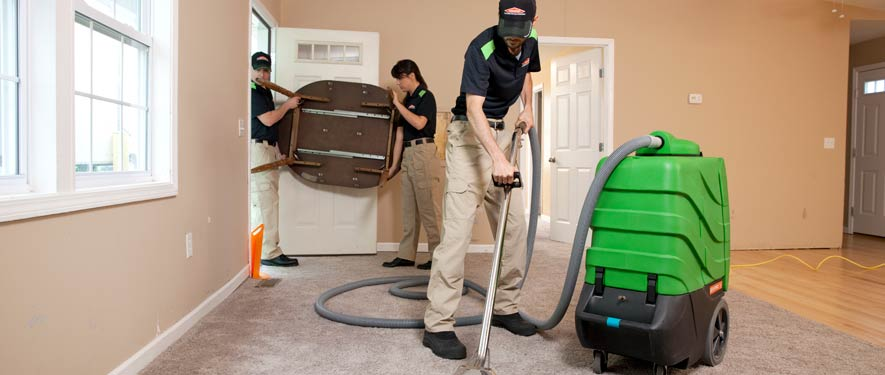 Paradise Valley, AZ residential restoration cleaning